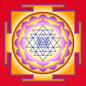 Powerfull Sri Yantra T-Shirts - Women's T-Shirt