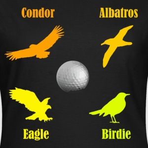Birds of Golf T-Shirts - Frauen T-Shirt