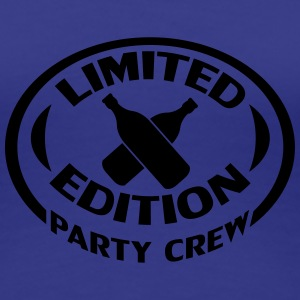 Limited Edition Party Crew T-Shirts - Women's Premium T-Shirt