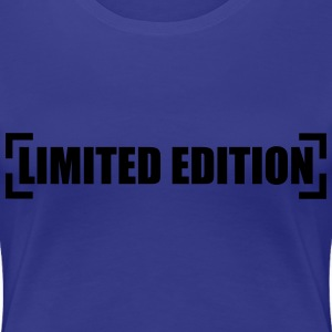 Limited Edition T-Shirts - Frauen Premium T-Shirt