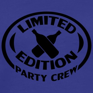 Limited Edition Party Crew T-shirts - Herre premium T-shirt
