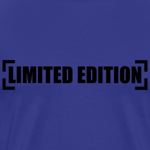 Limited Edition T-shirts - Mannen Premium T-shirt