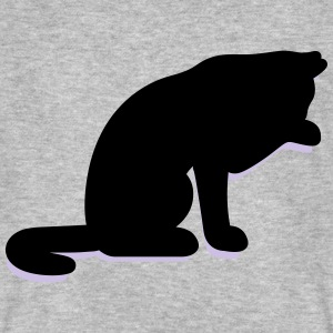 Cat (2c)++2013 T-shirts - Mannen Bio-T-shirt
