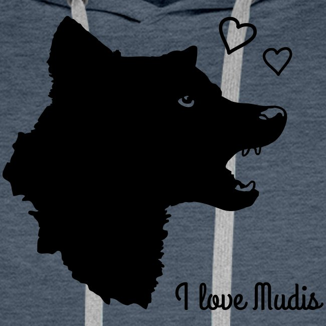 Mudi Love Pullover
