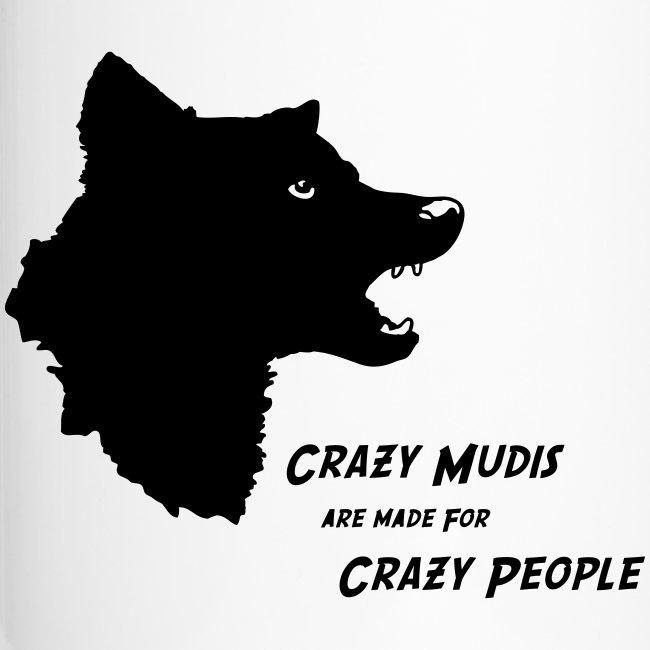 Crazy Mudi People Mug