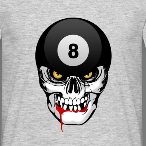 8Ball Skull