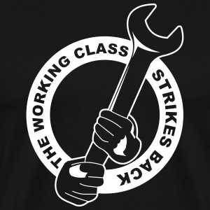 working class - Männer Premium T-Shirt