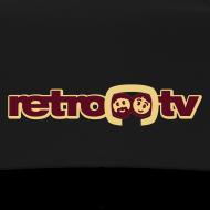 Motiv ~ retro-tv Regenschirm