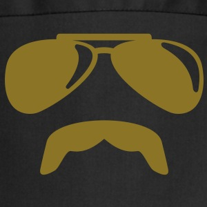 Moustache sunglasses  Aprons - Cooking Apron