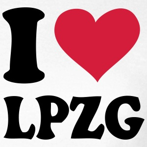I love LPZG T-Shirts - Frauen T-Shirt