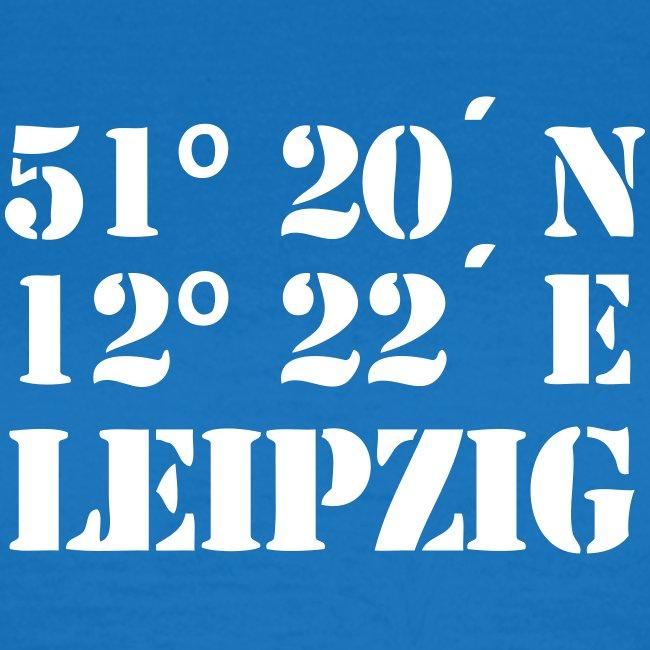 Leipzig T-Shirt Koordinaten Damen schwarz