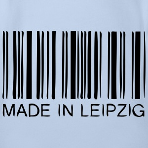 Made in Leipzig - Baby Bio-Kurzarm-Body