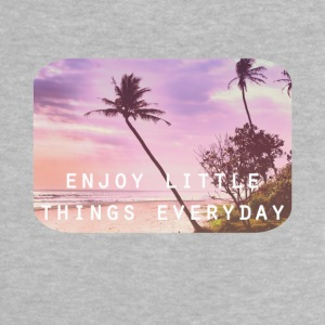 enjoy little things everyday Magliette - Maglietta per neonato