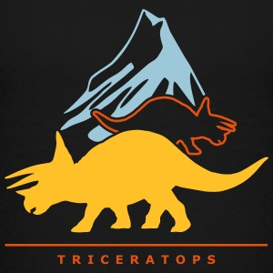 Urzeitriesen: Triceratops T-Shirts - Teenager Premium T-Shirt