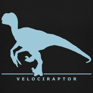 Urzeitriesen: Velociraptor T-Shirts - Teenager Premium T-Shirt