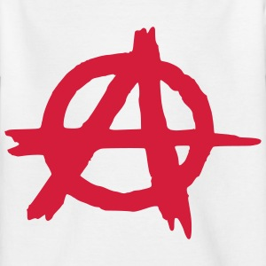 Anarchy Kids T-shirt - Kinder T-Shirt