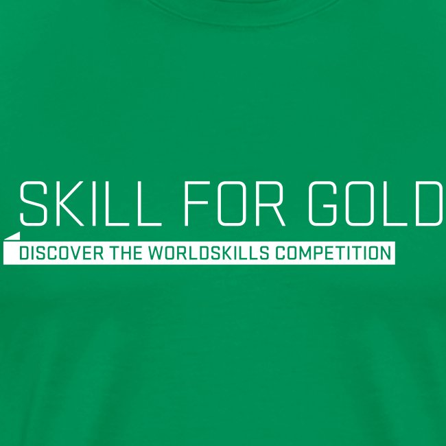 Skill for Gold Men's T-Shirt