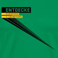 Design ~ Entdecke  Men's T-Shirt