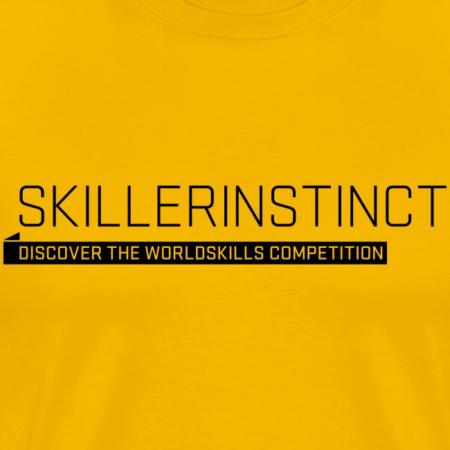 Skillerinstinct Men's T-Shirt