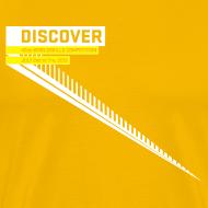 Design ~ Discover  Men's T-Shirt