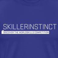 Design ~ Skillerinstinct Men's T-Shirt
