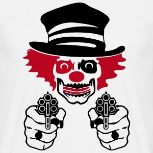bad circus clown T-Shirts - Männer T-Shirt