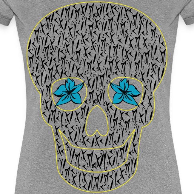 Blue Eyes Skull Mckoy
