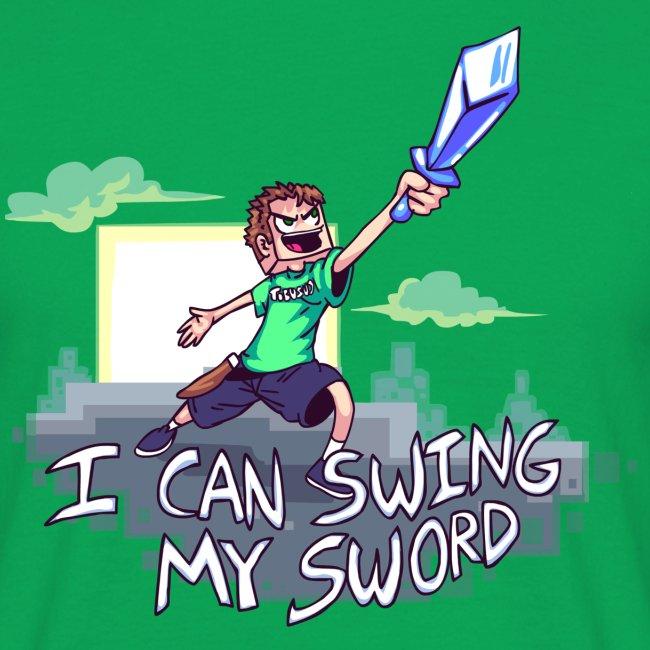 I Can Swing My Sword (Minecraft Diamond Sword Song)