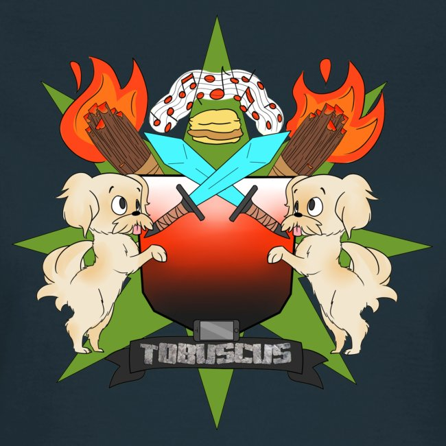 Fan Made Tobuscus Coat of Arms (Women)