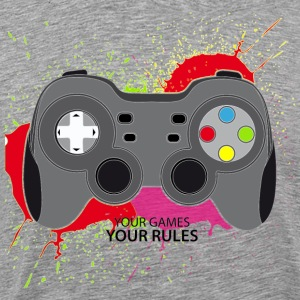 gamepad T-Shirts - Men's Premium T-Shirt