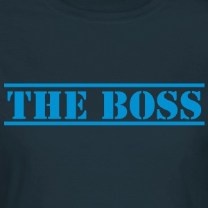 THE BOSS in stencil T-Shirts - Women's T-Shirt