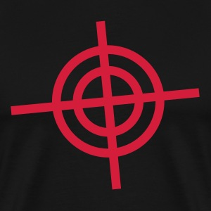 crosshair T-Shirts - Men's Premium T-Shirt