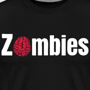 zombies zombies Tee shirts - T-shirt Premium Homme