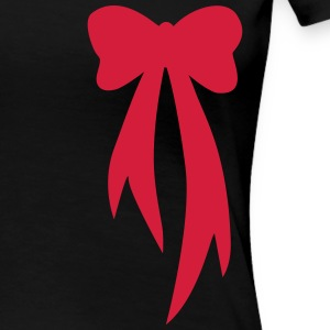 ribbon bow T-Shirts - Women's Premium T-Shirt