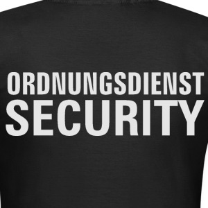 Ordnungsdienst, Security T-Shirts - Frauen T-Shirt