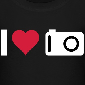 i love my camera Shirts - Kids' Premium T-Shirt