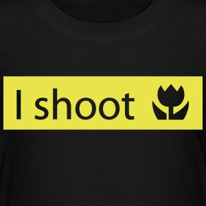 I shoot Macro photos T-Shirts - Kinder Premium T-Shirt