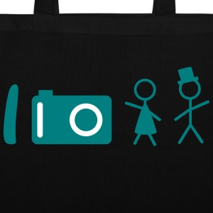 i take photos of people Bags & backpacks - Tote Bag