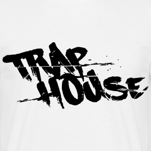 Trap House Tee shirts - T-shirt Homme