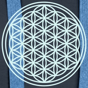Flower of Life Hoodies & Sweatshirts - Women's Premium Hoodie