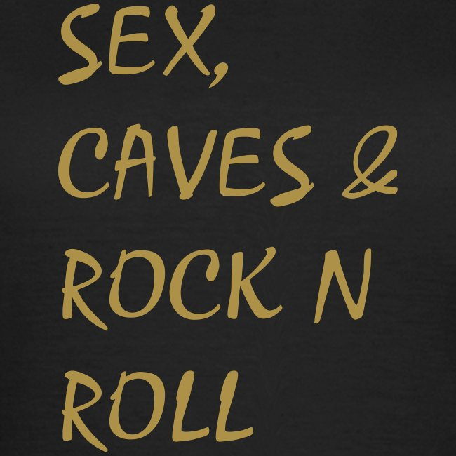 Sex & caves