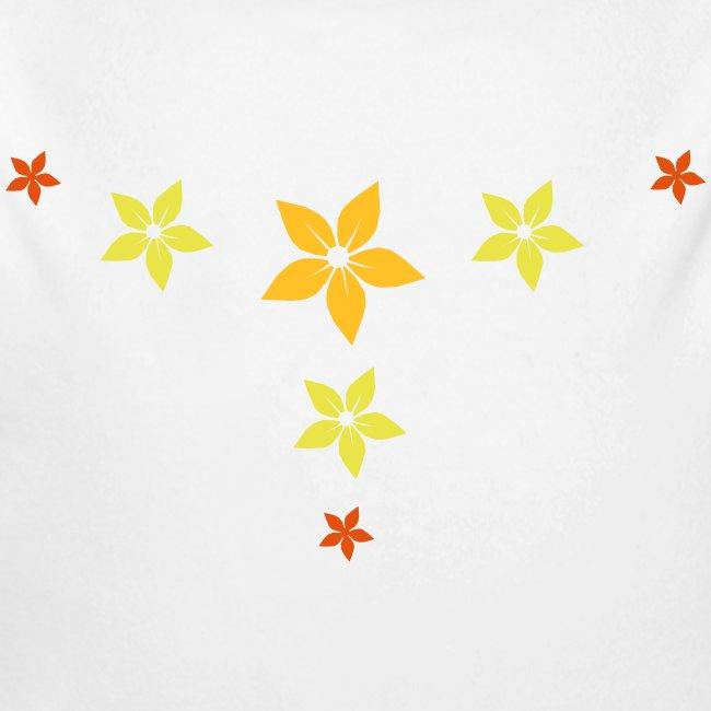 Blumen sterne