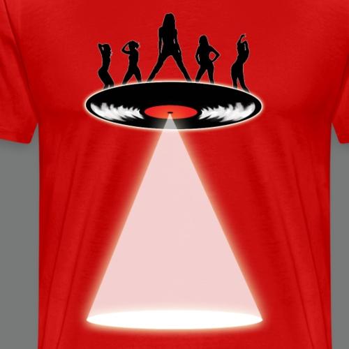 Tänzerinnen auf LP UFO