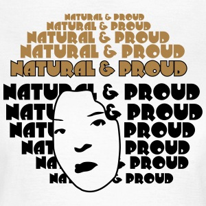 Natural & Proud T-Shirts - Women's T-Shirt