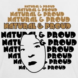 Natural & Proud T-Shirts - Women's Ringer T-Shirt