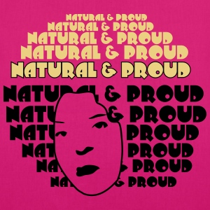 Natural & Proud Bags & backpacks - EarthPositive Tote Bag
