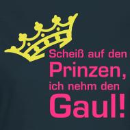Motiv ~ ich nehm den Gaul!