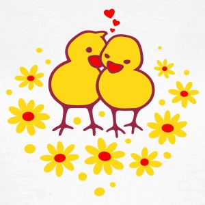 Chicks in Love - Women's T-Shirt