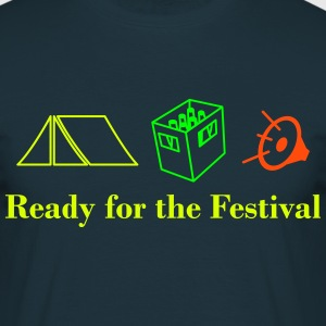 festival Tee shirts - T-shirt Homme