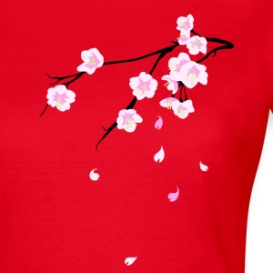 Cherry Blossoms T-Shirts - Women's T-Shirt